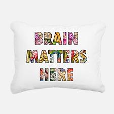 bmatters2 Rectangular Canvas Pillow
