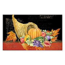 Harvest Thanksgiving Fall Corn Decal
