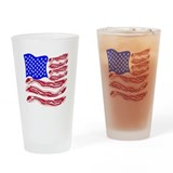 Bacon Pint Glasses