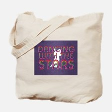 dancingwstars1 Tote Bag