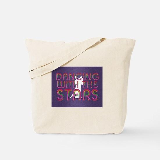 dancingwstars1 Tote Bag