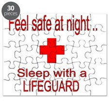 3-feel safe at night lifeguard1 Puzzle