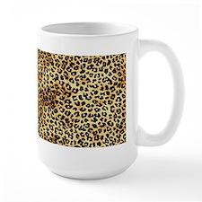 Cheetah effect Mugs