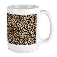 Cheetah effect Mugs