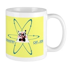 The Chemistry Cat...ion Mugs