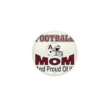 footballmom Mini Button
