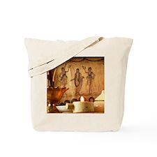 Calendar Print Lararium Tote Bag