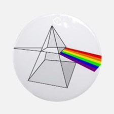 Light Prism Ornament (Round)