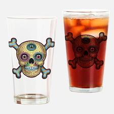 dod-gold-DKT Drinking Glass