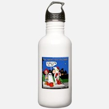 Dont Have To Be Koi Roy Water Bottle