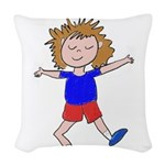 max.png Woven Throw Pillow