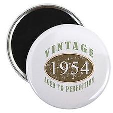 1954 Vintage Birthday Magnet