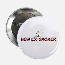 "New Ex-Smoker 2.25"" Button"