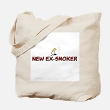 New Ex-Smoker Tote Bag