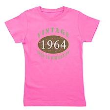 1964 Vintage Birthday Girl's Tee