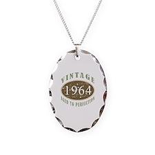 1964 Vintage Birthday Necklace
