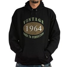 1964 Vintage Birthday Hoody