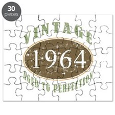 1964 Vintage Birthday Puzzle