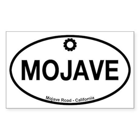 Mojave Road Sticker