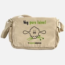 veg-pure-laine-2 Messenger Bag
