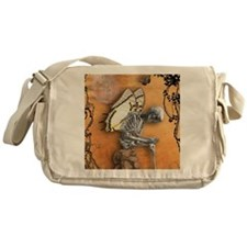 Mind the Thorns Messenger Bag