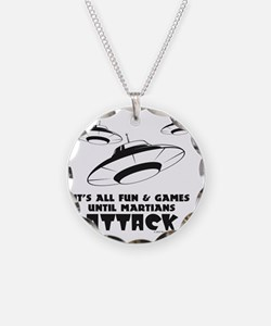 flying-saucer1 Necklace