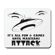 flying-saucer1 Mousepad