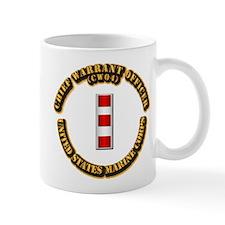 USMC - CW4 Mug