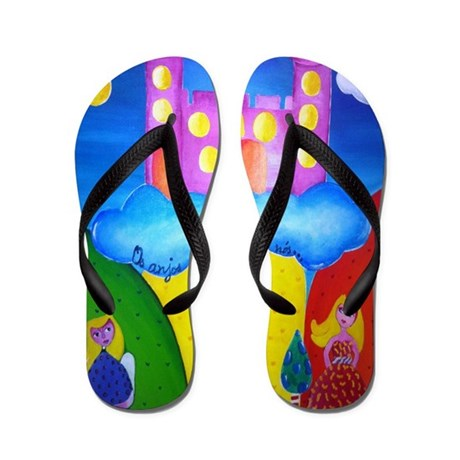 anjos Flip Flops