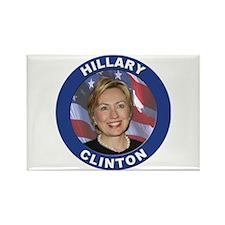 Hillary Clinton Rectangle Magnet