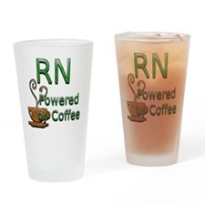 coffee RN Drinking Glass
