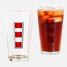 USMC - CW4 - No Txt Drinking Glass