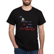 SSG Heart Skip A Beat T-Shirt