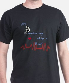 SSG Heart Skip A Beat T-Shirt