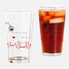 SSG Heart Skip A Beat Drinking Glass