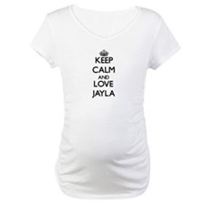 Keep Calm and Love Jayla Shirt