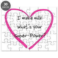 I make Milk Puzzle