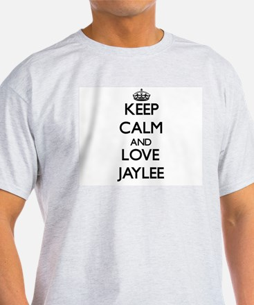 Keep Calm and Love Jaylee T-Shirt
