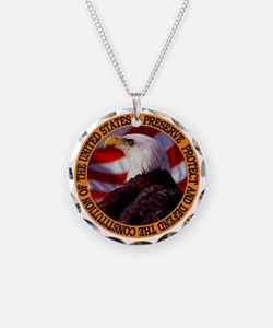 Protect And Defend Necklace