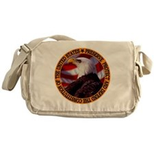 Protect And Defend Messenger Bag