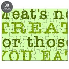 Meats No Treat For Those You Eat-3 Puzzle