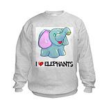 Elephant Crew Neck
