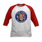 Hillary Clinton for President (Front) Kids Basebal