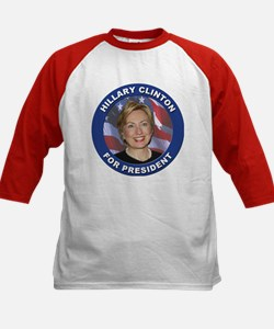 Hillary Clinton for President (Front) Tee