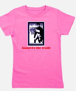 stand-for-truth Girl's Tee
