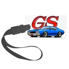 BuickGS_blue Luggage Tag