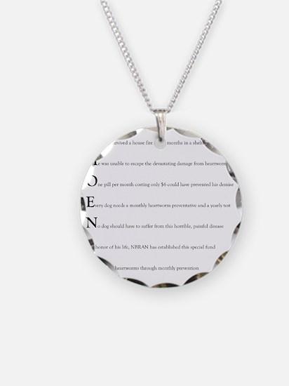 Phoenix Anagram Necklace