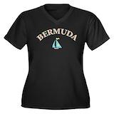 Bermuda Plus Size