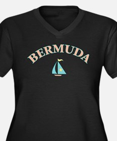 Bermuda Plus Size T-Shirt
