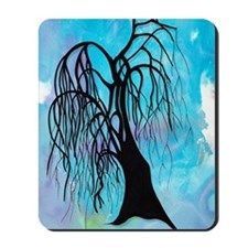 Treeoodle Willow Mousepad
